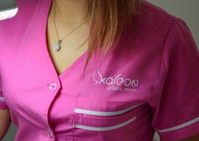 Брандиране на униформа за медицински център