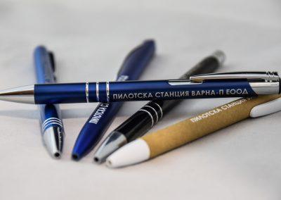 Брандиране на химикалки